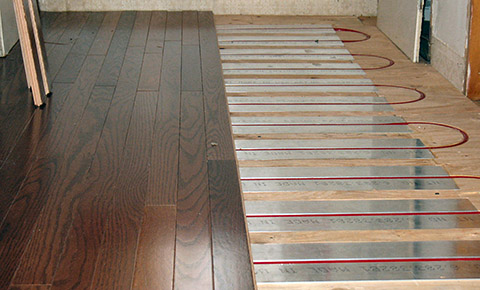 About Radiant Heat And Floor Heating Systems